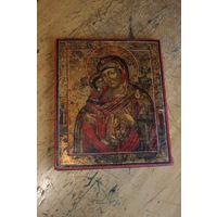 Феодоровская икона Божией Матери. Ветка