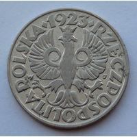 Польша 50 грошей. 1923