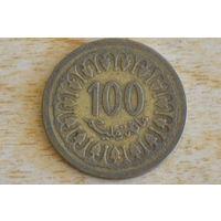 Тунис 100 миллимов 1960