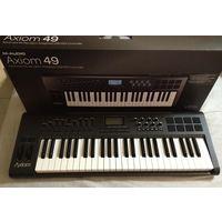 M-Audio Axiom Mark II 49 MIDI USB клавиатура контроллер - полный комплект