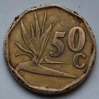50 центов 1991 ЮАР