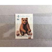 Финляндия.2006г. Медведь.