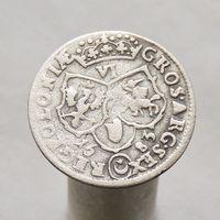 6 грошей 1683 Ян III Собеский