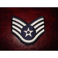 Нашивка штаб-сержант ВВС США 100% оригинал