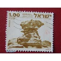 Израиль  1977г. Флора.