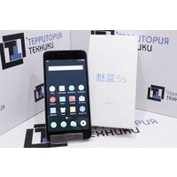 "Серый 5.2"" MEIZU M5s 16GB (8 ядер, 3Gb ОЗУ, 2 SIM). Гарантия"