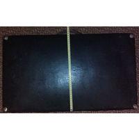 Старый большой чемодан с ключом (2шт). Р-ры 69х39х19см., 50-60гг.