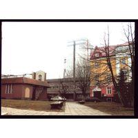 Пинск Улица Заслонова.Здание узла связи