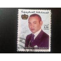 Марокко 2001 король Мухамед 6