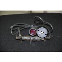 Прибор инфрокрасной-невидимой подсветки управления самолёта.В полнейшем поряде и оригинале.