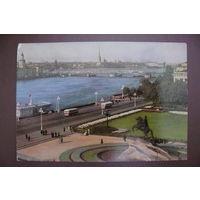 Голанд И.(фото), Ленинград. Панорама центральной части; 1967, чистая (Лениздат).
