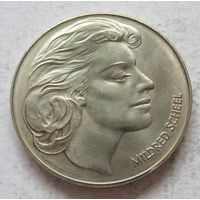 Памятная медаль 1979 Милдред Шеель