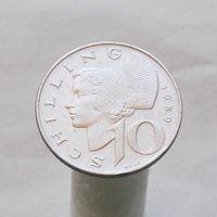 Австрия 10 шиллингов 1989