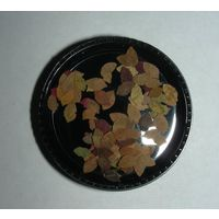 PH-L001Осенняя листва в масштабе  100 шт   1\35PANARAMAHOBBY