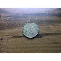 Финляндия 10 пенни 1981