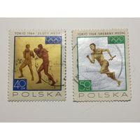 Польша 1965. Польские медали на ОИ