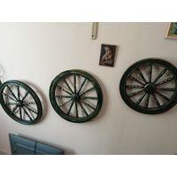 Прялка, 3 колеса