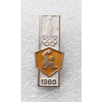 Гандбол. Виды спорта. Олимпиада. Москва - 1980 #0208-SP6