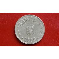 50 БАНИ -2009- РУМЫНИЯ *бронза