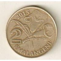 Эсватини (Свазиленд) 2 эмалангени 2015