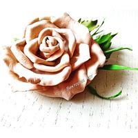 Украшение для одежды- Аксессуар-роза, В НАЛИЧИИ