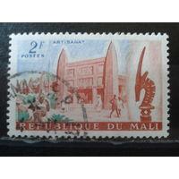 Мали 1961 Дворец культуры