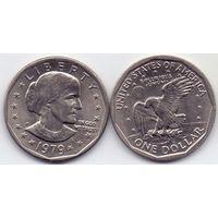 США, 1 доллар 1979 года.