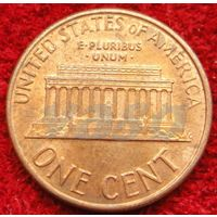 6957:  1 цент 1987 D США