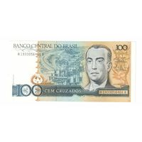100 крузадос Бразилии
