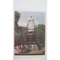 Памятник  1959г  г. Киев генерал М.Ф. Ватутин