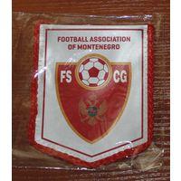 Вымпел Федерация футбола Черногории