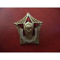 Нагрудный знак ОТЛИЧНИК МИЛИЦИИ ( 1- я степень, СССР )
