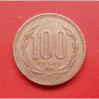 69-01 Чили, 100 песо 1994 г.