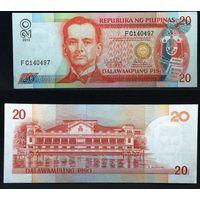 Банкноты мира. Филиппины, 20 писо