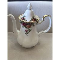 Кофейник чайник Royal Albert Old Country Roses на 1,25 л