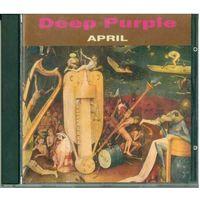 CD Deep Purple - April