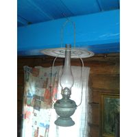 Лампа керосиновпя