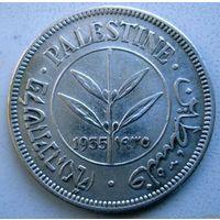 Палестина (Британская администрация). 50 милс 1935 г.