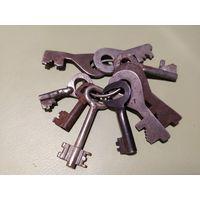 9 ключей 165 грамма