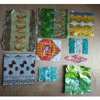 Обертки от конфет #4