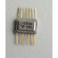 Микросхема 133ЛА6 1980 год