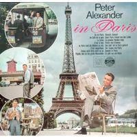 Peter Alexander /In Paris/1976, Ariola, LP, EX  Germany