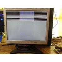 Монитор Belinea 10 15 55 битый по запчастям