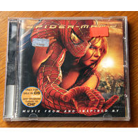 Music from and inspired by Spider-Man 2 (Audio CD - 2004)