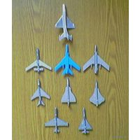 Военная техника из советских игровых наборов: самолетики (8шт.)