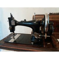 Швейная машина Kaiser. 1986-1987 гг. С/н 331494.