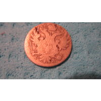 Монета 10 грошей польских 1821 год. В составе Российской империи.