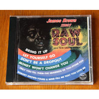 "James Brown ""Raw Soul"" (Audio CD)"