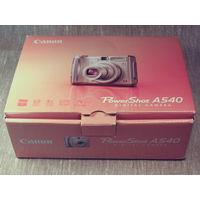 Фотоаппарат Canon PowerShot A540