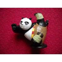 """Игрушка """"Кунг-фу панда"""" из больших яиц"""